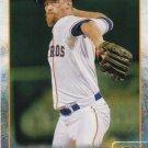 Luke Gregerson 2015 Topps #525 Houston Astros Baseball Card