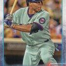 Torii Hunter 2015 Topps #590 Minnesota Twins Baseball Card