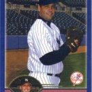 Chris Hammond 2003 Topps #369 New York Yankees Baseball Card