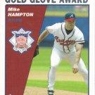 Mike Hampton 2004 Topps #705 Atlanta Braves Baseball Card