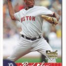 Deven Hanback 2007 Fleer Rookie #352 Boston Red Sox Baseball Card