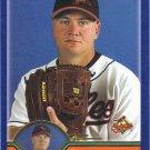 Rick Helling 2003 Topps #597 Baltimore Orioles Baseball Card