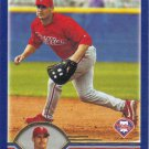 Tyler Houston 2003 Topps #615 Philadelphia Phillies Baseball Card