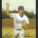 Luke Hudson 2007 Topps #146 Kansas City Royals Baseball Card