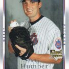 Philip Humber 2007 Upper Deck Rookie #29 New York Mets Baseball Card