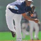 Edwin Jackson 2008 Upper Deck #668 Tampa Bay Rays Baseball Card