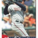 Nick Johnson 2007 Fleer #3 Washington Nationals Baseball Card