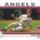 Adam Kennedy 2004 Topps #505 Anaheim Angels Baseball Card