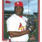 Ray King 2004 Topps #447 St. Louis Cardinals Baseball Card