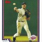 Corey Koskie 2004 Topps #628 Minnesota Twins Baseball Card