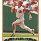 Jason LaRue 2006 Topps #449 Cincinnati Reds Baseball Card