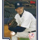 Jon Lieber 2004 Topps #297 New York Yankees Baseball Card