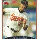 Javy Lopez 2006 Topps #213 Baltimore Orioles Baseball Card