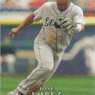 Jose Lopez 2008 Upper Deck First Edition #446 Seattle Mariners Baseball Card