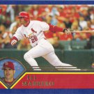 Eli Marrero 2003 Topps #394 St. Louis Cardinals Baseball Card