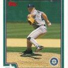 Julio Mateo 2004 Topps #448 Seattle Mariners Baseball Card