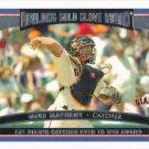 Mike Matheny 2006 Topps #252 San Francisco Giants Baseball Card