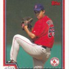 Ramiro Mendoza 2004 Topps #106 Boston Red Sox Baseball Card