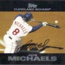 Jason Michaels 2007 Topps #159 Cleveland Indians Baseball Card