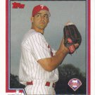 Eric Milton 2004 Topps #488 Philadelphia Phillies Baseball Card