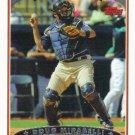 Doug Mirabelli 2006 Topps #528 San Diego Padres Baseball Card