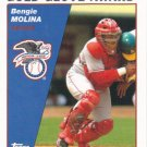 Benji Molina 2004 Topps #697 Anaheim Angels Baseball Card