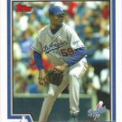 Guillermo Mota 2004 Topps #463 Los Angeles Dodgers Baseball Card