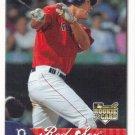 David Murphy 2007 Fleer Rookie #326 Boston Red Sox Baseball Card