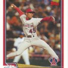 Ramon Ortiz 2004 Topps #252 Anaheim Angels Baseball Card