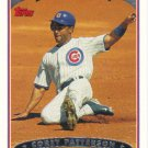 Corey Patterson 2006 Topps #174 Chicago Cubs Baseball Card
