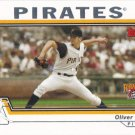 Oliver Perez 2004 Topps #552 Pittsburgh Pirates Baseball Card