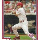 Tomas Perez 2004 Topps #445 Philadelphia Phillies Baseball Card