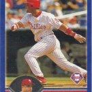 Placido Polanco 2003 Topps #531 Philadelphia Phillies Baseball Card