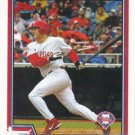 Todd Pratt 2004 Tioos #618 Philadelphia Phillies Baseball Card