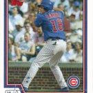 Aramis Ramirez 2004 Topps #565 Chicago Cubs Baseball Card