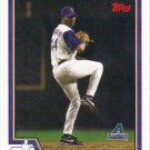 Stephen Randolph 2004 Topps #587 Arizona Diamondbacks Baseball Card