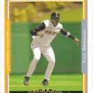 Tike Redman 2005 Topps #204 Pittsburgh Pirates Baseball Card
