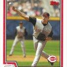 Chris Reitsma 2004 Topps #482 Cincinnati Reds Baseball Card