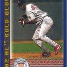 Edgar Renteria 2003 Topps #699 St. Louis Cardinals Baseball Card