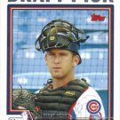 Todd Richie 2004 Topps Rookie #679 Chicago Cubs Baseball Card