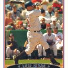 Luis Rivas 2006 Topps #234 Minnesota Twins Baseball Card