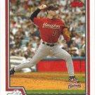 Kirk Saarloos 2004 Topps #515 Houston Astros Baseball Card
