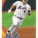 Omir Santos 2010 Topps #450 New York Mets Baseball Card