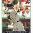 Richie Sexson 2006 Topps #130 Seattle Mariners Baseball Card