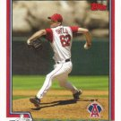 Scot Shields 2004 Topps #501 Anaheim Angels Baseball Card
