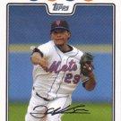 Jorge Sosa 2008 Topps #283 New York Mets Baseball Card