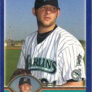 Tim Spooneybarger 2003 Topps #446 Florida Marlins Baseball Card