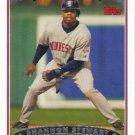 Shannon Stewart 2006 Topps #127 Minnesota Twins Baseball Card