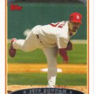 Jeff Suppan 2006 Topps #36 St. Louis Cardinals Baseball Card