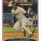 Willy Taveras 2006 Topps #173 Houston Astros Baseball Card
